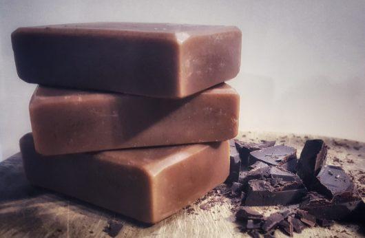 Chocolate Goat Milk Soap